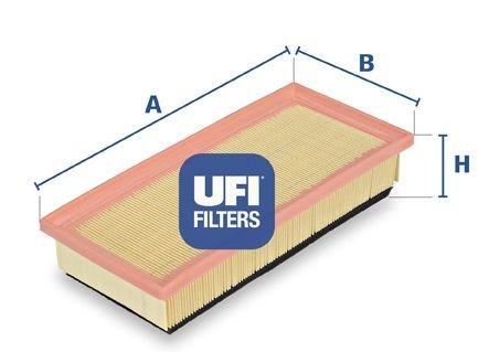 Filtru aer UFI 147 - GT