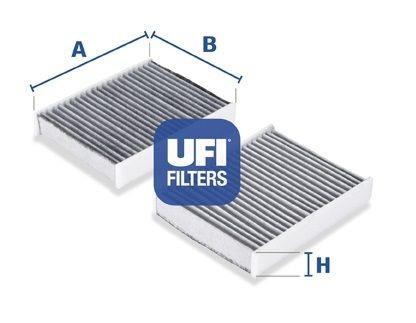 Filtru habitaclu UFI 147 - 156 - GT