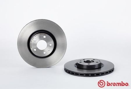 Disc frana fata BREMBO Coated-147-156