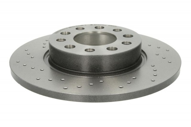 Disc frana de performanta BREMBO Xtra Drilled