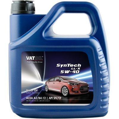 Vat SynTech LL-X 5W-40 4L