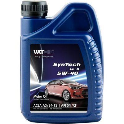 Vat SynTech LL-X 5W-40 1L
