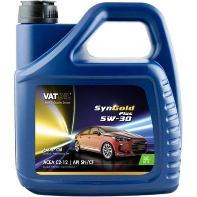Vat SynGold Plus 5W-30 4L