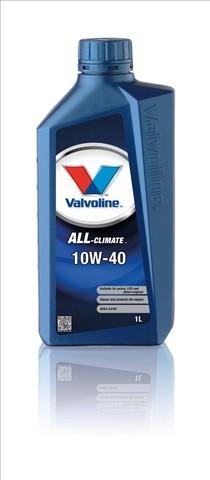 VALVOLINE ALL CLIMATE 10W40 1L