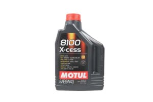 MOTUL 8100 X-CESS 5W40 2L