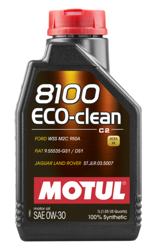 ULEI MOTUL 8100 ECO-CLEAN 0W30 1L