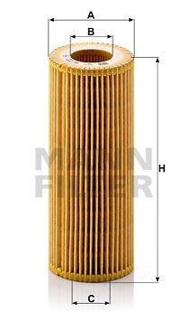 FILTRU ULEI MANN 2.4 JTDM 159-BRERA-SPIDER